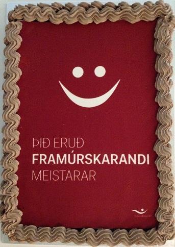 Framúrskarandi fyrirtæki 2016 - viðkenning frá Creditinfo